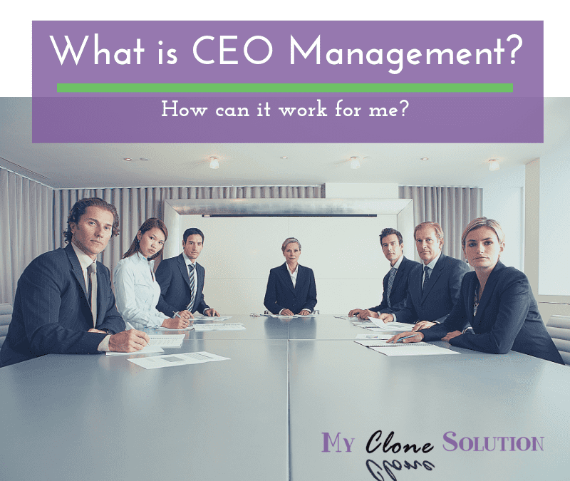 What is CEO Management? How Can It Work for Me?