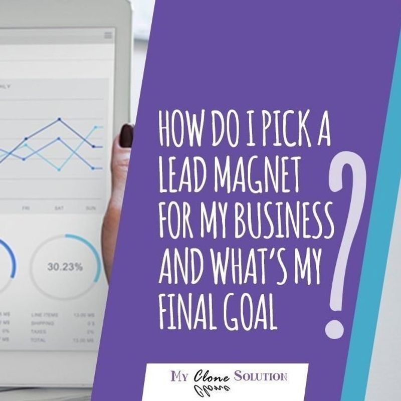 How-do-I-pick-a-lead-magnet-for-my-business-and-whats-my-final-goal