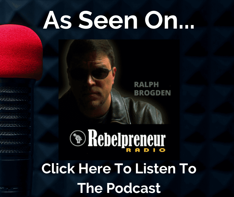 Rebelpreneur Radio with Brook Borup: How to Automate, Delegate, and Innovate Your Small Business