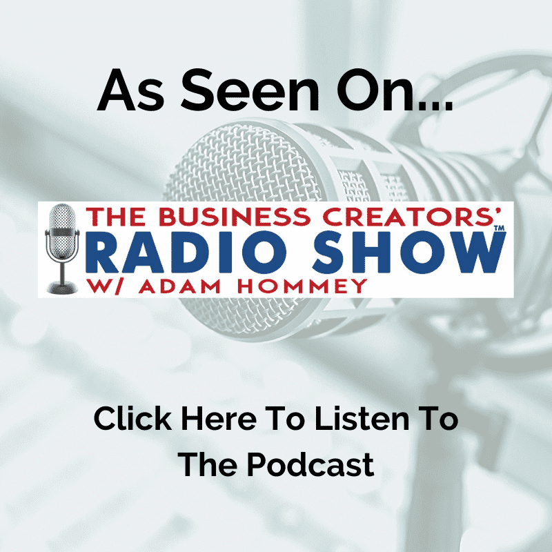 The Business Creators' Radio Show With Brook Borup