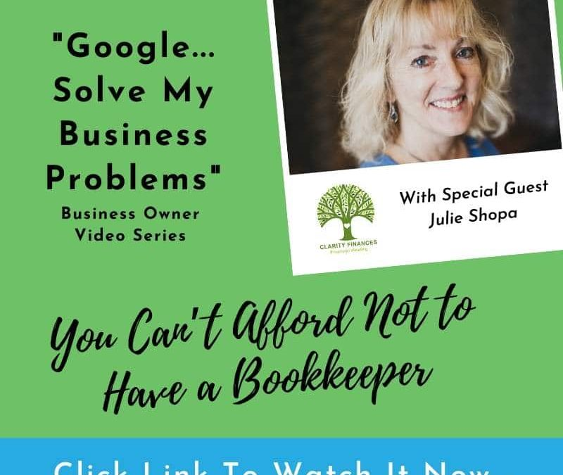 4 Bookkeeping Lessons for Any Business Owner
