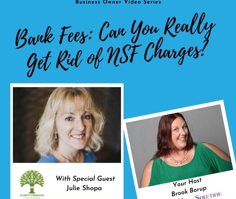 Bank Fees: Can You Really Get Rid of NSF Charges?